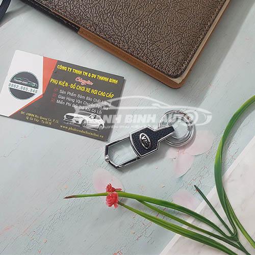 móc khóa logo theo hãng xe