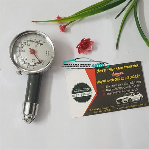 Máy đo áp suất lốp cầm tay