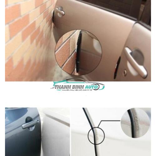 Bộ 4 miếng chống va đập cánh cửa ô tô