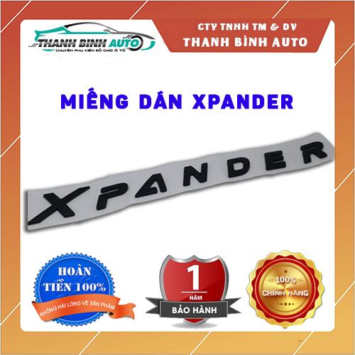 Miếng dán Xpander