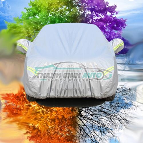 bạt phủ ô tô 3 lớp