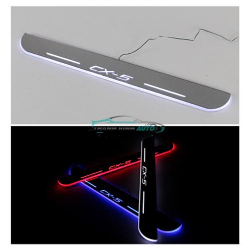 Ốp chân led Mazda CX5