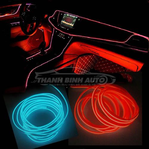 đèn led trang trí viền xe